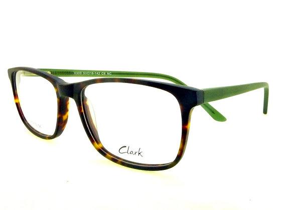 Montatura vista  CLARK 909  006  53  16  con lenti protezione LUCE BLU