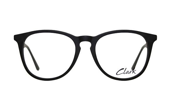 Montatura vista CLARK 1176 001 51 18  completo di lenti da vista antiriflesso