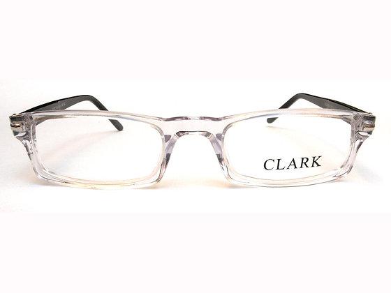 Montatura vista CLARK 707 004 51 21  completo di lenti da vista antiriflesso