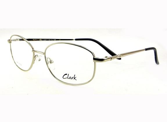 Montatura vista  CLARK 961  002  53  17  con lenti protezione LUCE BLU