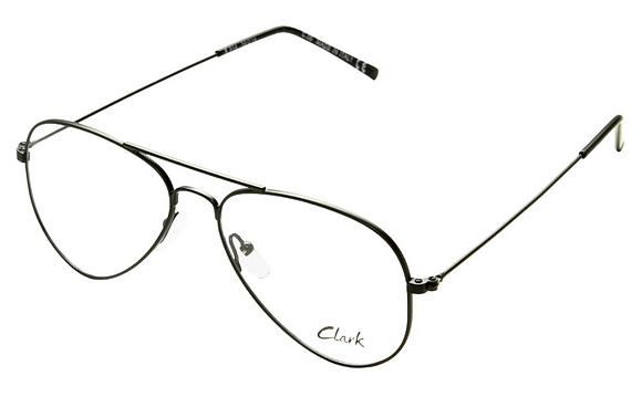 Montatura vista CLARK 914060 58 14  completo di lenti da vista antiriflesso