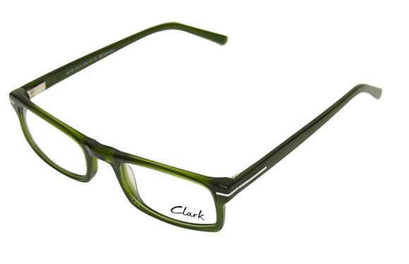 Montatura vista CLARK 1191 006 51 21  completo di lenti da vista antiriflesso