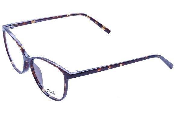 Montature vista CLARK 1002 005 53 14 completo di lenti protezione LUCE BLU