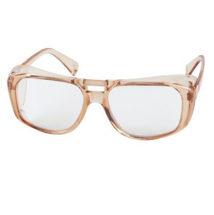Occhiale protettivo completo di lenti graduate da vista