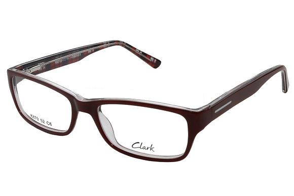 Montatura vista  CLARK 879  006  52  16 con lenti protezione LUCE BLU