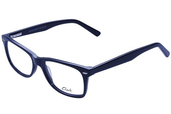 Montatura vista CLARK 913 013 53 17  completo di lenti da vista antiriflesso
