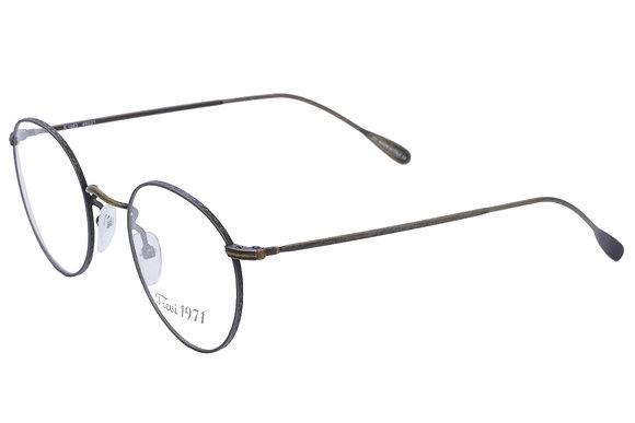 Montatura vista  CLARK 1063  030  49   21  con lenti protezione LUCE BLU