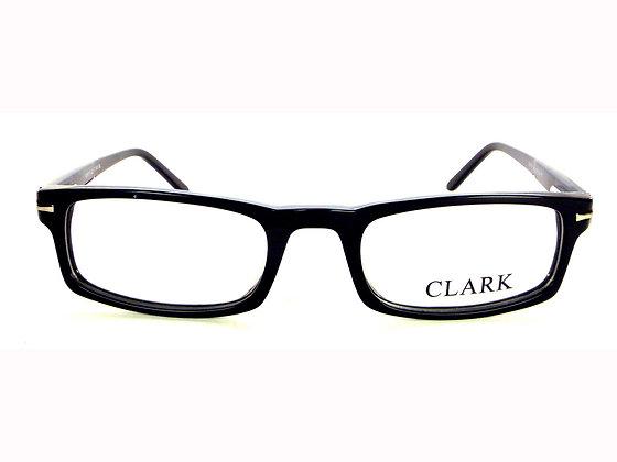 Montatura vista  CLARK 707  007  51  21  con lenti protezione LUCE BLU
