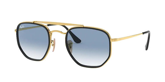 Ray-ban 3648M SOLE 91673F 52 23 145