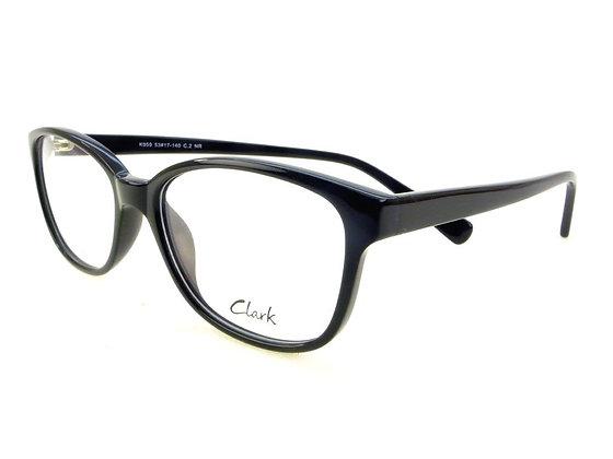 Montatura vista CLARK 959 002 53 17  completo di lenti da vista antiriflesso