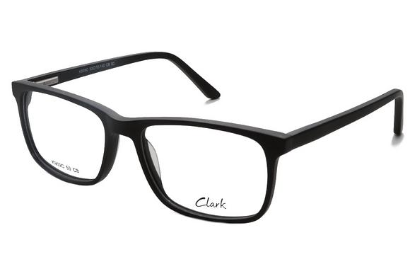 Montatura vista  CLARK 909  008  53  16 con lenti protezione LUCE BLU