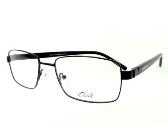 Montatura vista  CLARK 952  003  54  18  con lenti protezione LUCE BLU