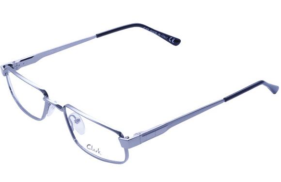 Montatura vista CLARK 1080 020 55 20  completo di lenti da vista antiriflesso