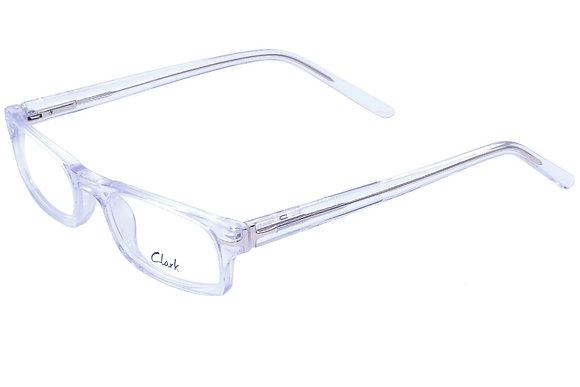 Montatura vista  CLARK 707  026  51  21  con lenti protezione LUCE BLU