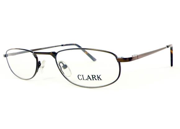 Montatura vista  CLARK 034  004  51  21 con lenti protezione LUCE BLU