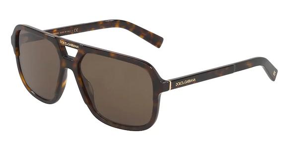 Dolce & Gabbana 4354 SOLE 502/73 58 15 145