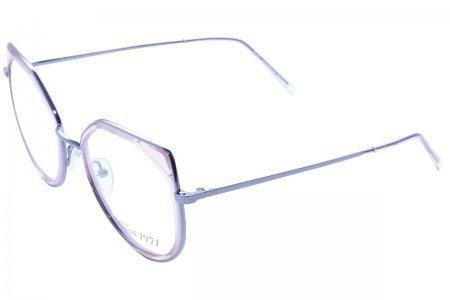 Montatura vista  CLARK 1084  030  58  17  con lenti protezione LUCE BLU