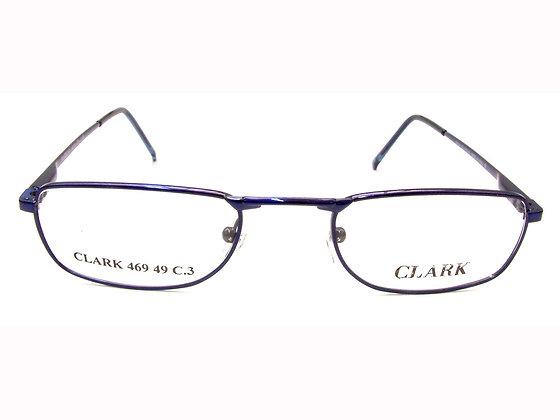 Montatura vista CLARK 469 030 51 21  completo di lenti da vista antiriflesso