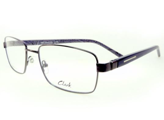 Montatura vista CLARK 952 004 54 18  completo di lenti da vista antiriflesso