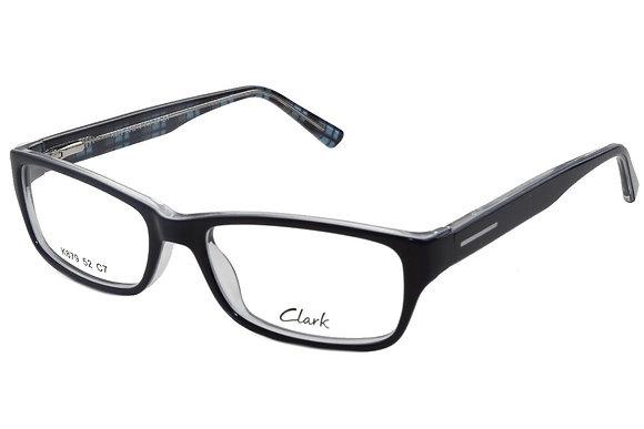 Montatura vista  CLARK 879  007  52  16  con lenti protezione LUCE BLU