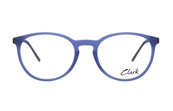 Montatura vista  CLARK 1194  001  50  19  con lenti protezione LUCE BLU