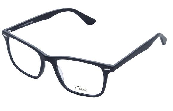 Montatura vista CLARK 1137 002 53 18  completo di lenti da vista antiriflesso