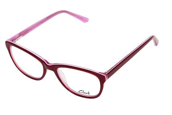Montatura vista CLARK 1162 003 51 17  completo di lenti da vista antiriflesso
