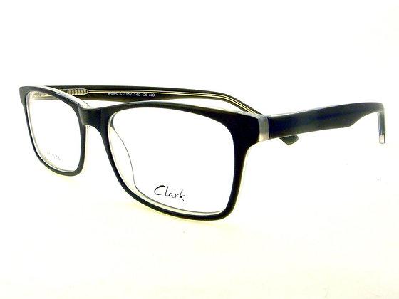 Montatura vista  CLARK 985  006  53  17  con lenti protezione LUCE BLU