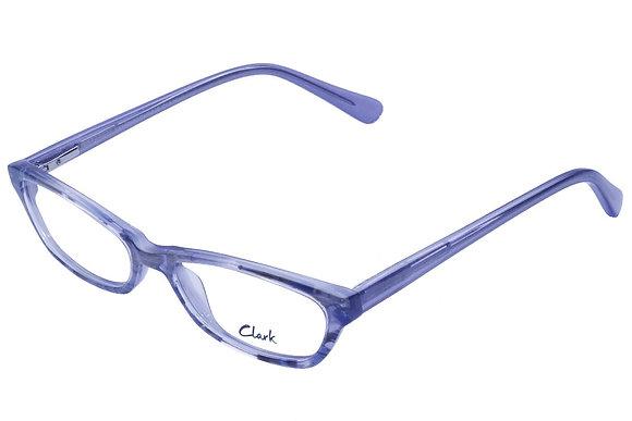 Montatura vista CLARK 866 1452 17  completo di lenti da vista antiriflesso