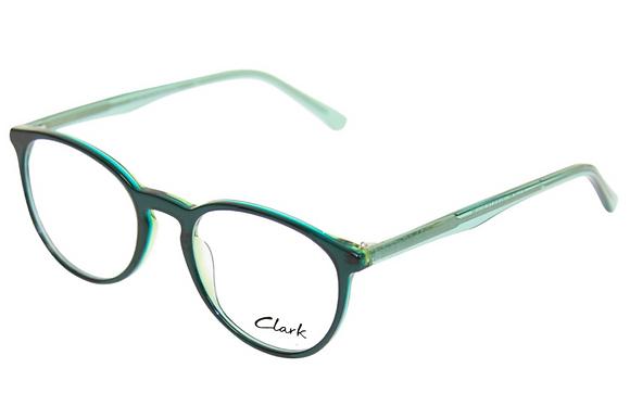 Montatura vista  CLARK 1194  002  50  19  con lenti protezione LUCE BLU