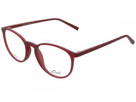 Montature vista CLARK 1001 002 49 19 completo di lenti protezione LUCE BLU