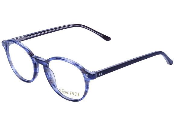 Montatura vista  CLARK 1108  003  49  19  con lenti protezione LUCE BLU