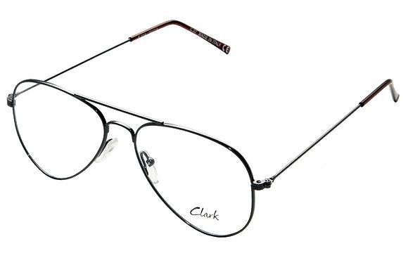 Montatura vista CLARK 914070 56 14  completo di lenti da vista antiriflesso