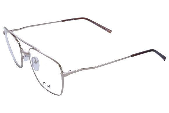 Montatura vista  CLARK 1052  020  54  18  con lenti protezione LUCE BLU
