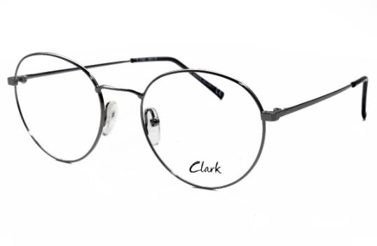 Montatura vista  CLARK 1043  030  47  19  con lenti protezione LUCE BLU