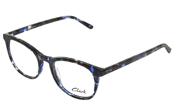 Montatura vista CLARK 1183 003 52 20  completo di lenti da vista antiriflesso