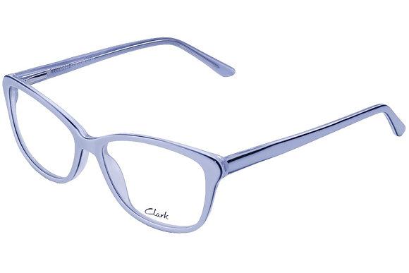 Montatura vista  CLARK 965  007  53  15  con lenti protezione LUCE BLU