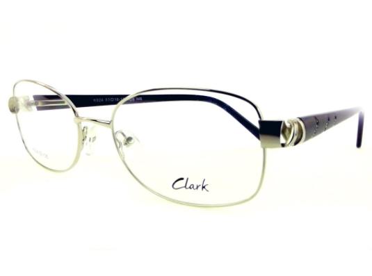 Montatura vista  CLARK 924  005  53  18  con lenti protezione LUCE BLU