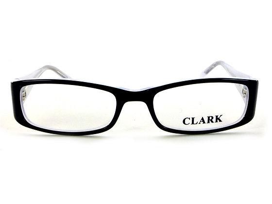 Montatura vista CLARK 746 001 50 17  completo di lenti da vista antiriflesso