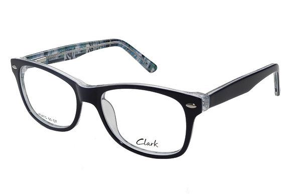 Montatura vista CLARK 947 007 50 16  completo di lenti da vista antiriflesso