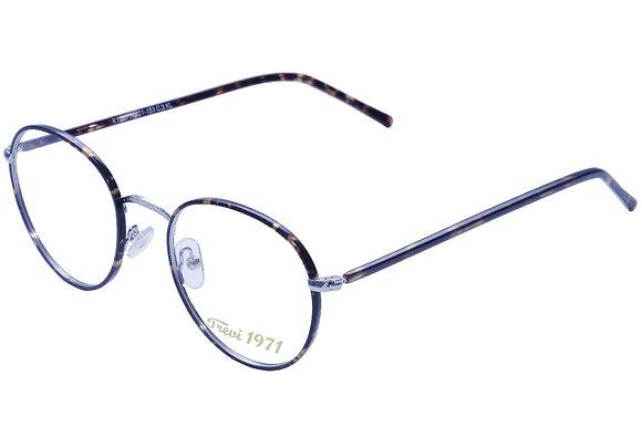 Montatura vista  CLARK 1120  003  50  21  con lenti protezione LUCE BLU