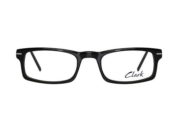 Montatura vista  CLARK 1191  001  51  21  con lenti protezione LUCE BLU