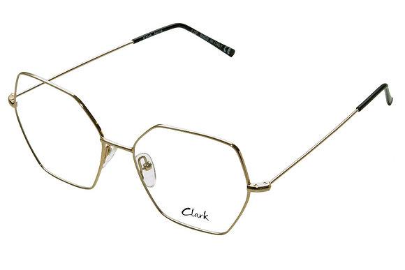 Montatura vista CLARK 1144 020 54 16  completo di lenti da vista antiriflesso