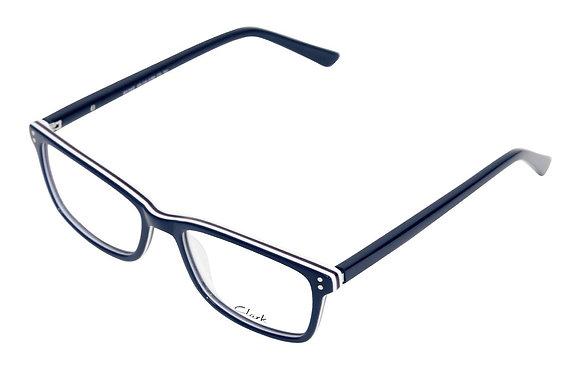 Montatura vista CLARK 1165 003 49 16  completo di lenti da vista antiriflesso