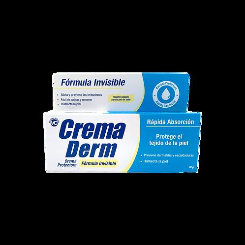 Crema Protectora Fórmula Invisible 60 g-(Caja 24 unidades)