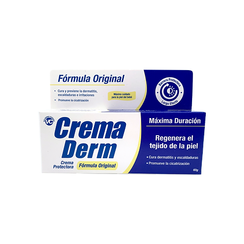 Crema Protectora Fórmula Original 60 g-(Caja 24 unidades)
