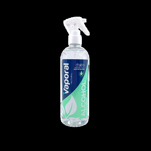 Alcohol Natural en Spray 500 ml-(Caja 12 unidades)