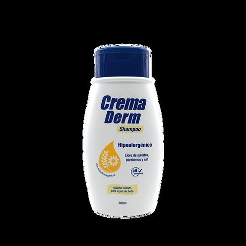 Shampoo Hipoalergénico 200 ml-(Caja 12 unidades)