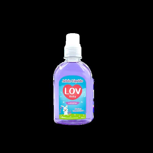 Jabón Líquido Lavanda 250 ml-(Caja 12 unidades)