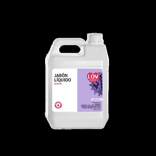 Jabón líquido Lov Lavanda 1 Galón